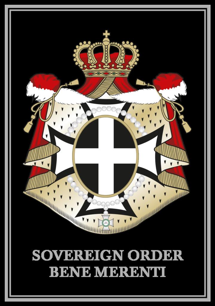 Logo Benemerenti Orden